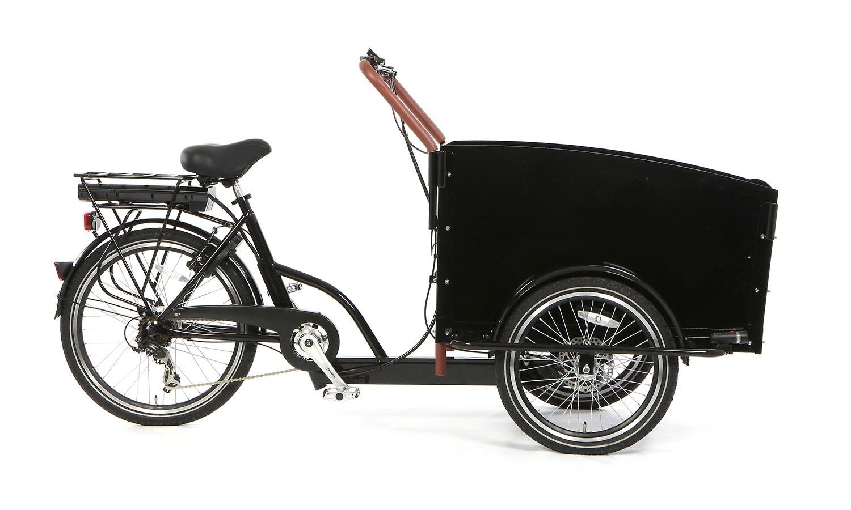 Moghul Rikschas Lastenrad E-Bikes